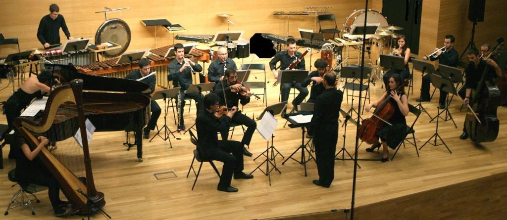 Ensemble Kuraia - presentación  Xavi Miro   (1)
