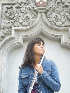 Lorena flautista