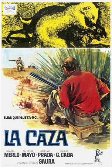 La caza (Carlos Saura)