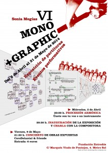 VI mono+graphic - CARTEL