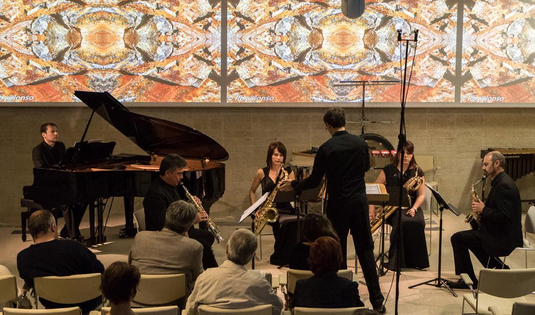 2. Sax Ensemble