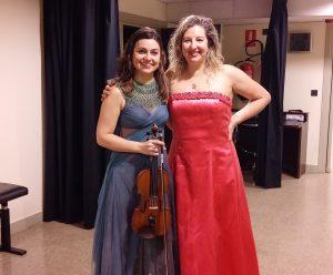 Mariana Todorova y Mariana Gurkova en la Fundación Juan March, 9-12-2015