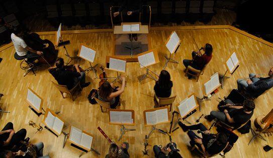 Durán-Loriga en el Taller Sonoro de Teatros del Canal