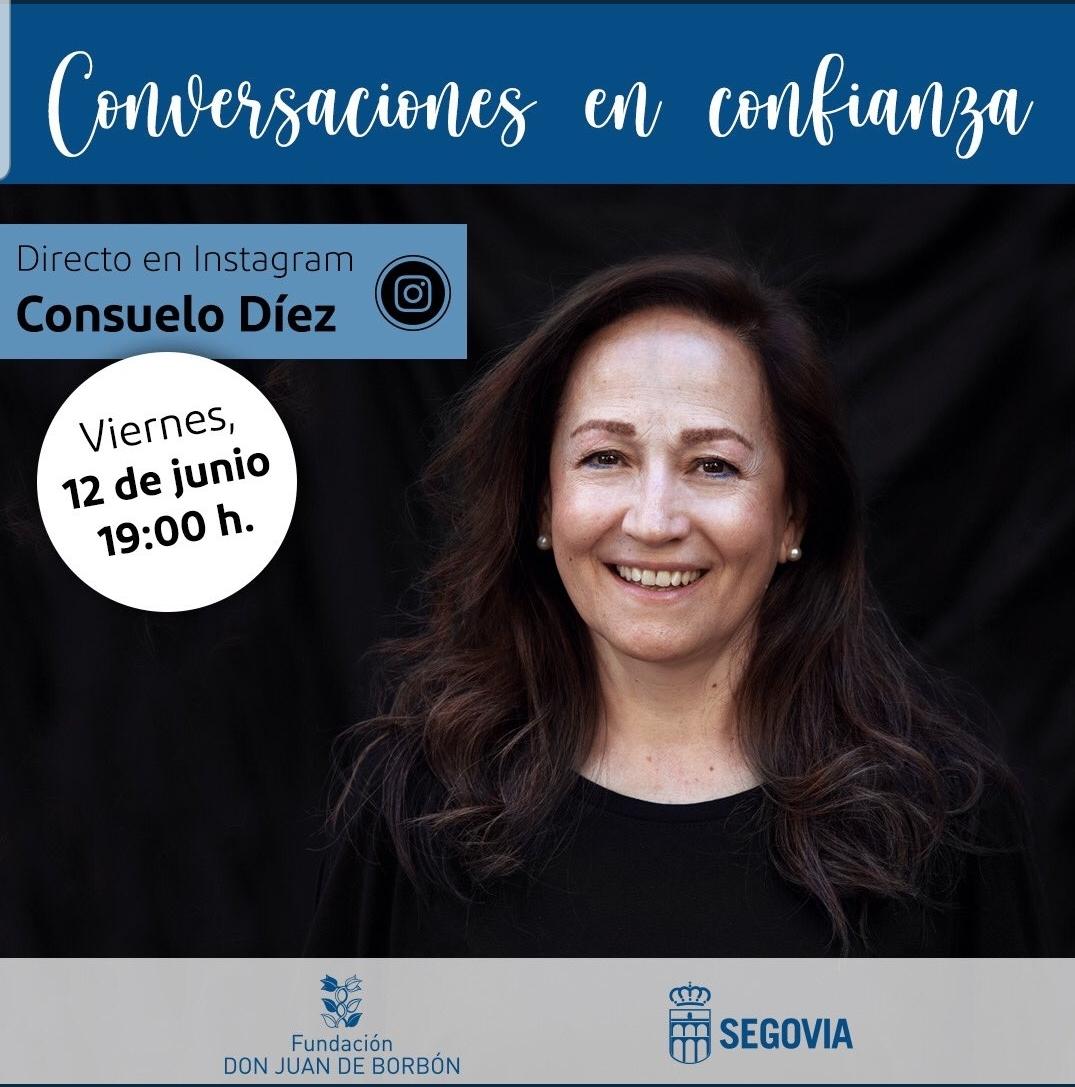 «Conversaciones en confianza» con Consuelo Díez