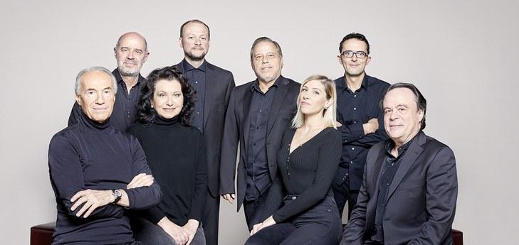 Sonor Ensemble en Auditorio Nacional
