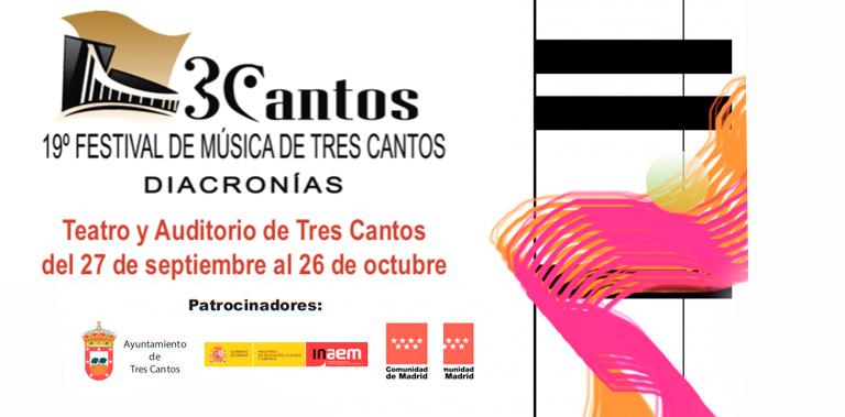 Conciertos con obra de Consuelo Díez en Tres Cantos