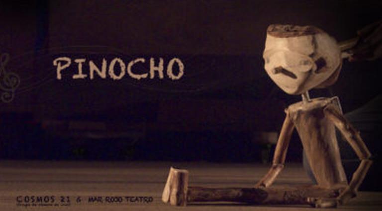 Pinocho con música en directo