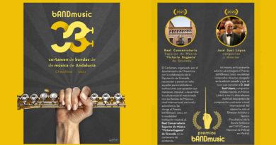 Premio BANDmusic 2020 y estreno para José Susi